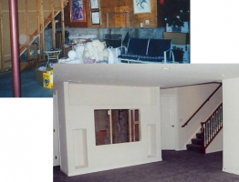 Remodel_Interior_Basement_Before-After_Lakewood