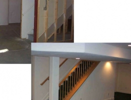 Remodel_Interior_Basement_Staircase_Before-After_Lakewood
