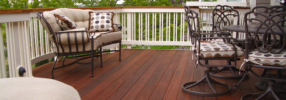 Custom Deck Finishes Decktec Outdoor Designs