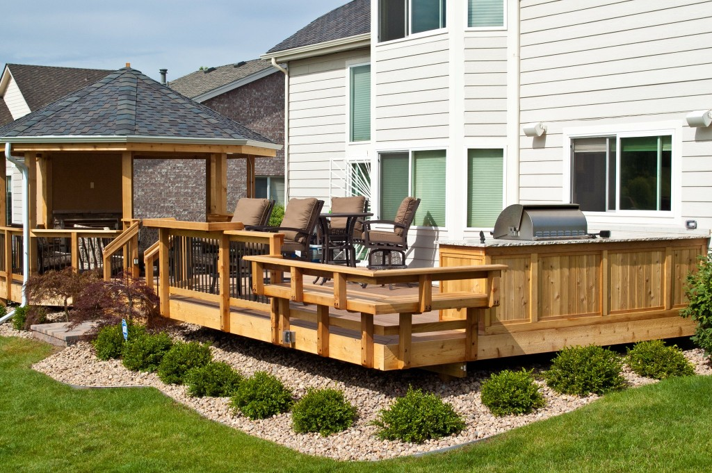Favorit What happens if I don't stain my deck? - DeckTec Outdoor Designs UI88