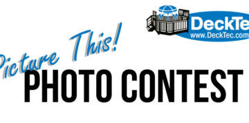 DeckTec Photo Contest Banner