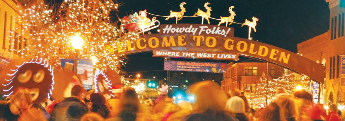 Golden, Colorado | Olde Golden Christmas
