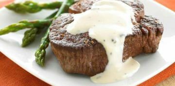 Steak au Poivre Recipe | Deck Worthy Dinners