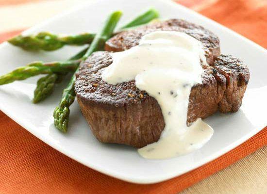 Steak au Poivre Recipe | Deck Worthy Dinners
