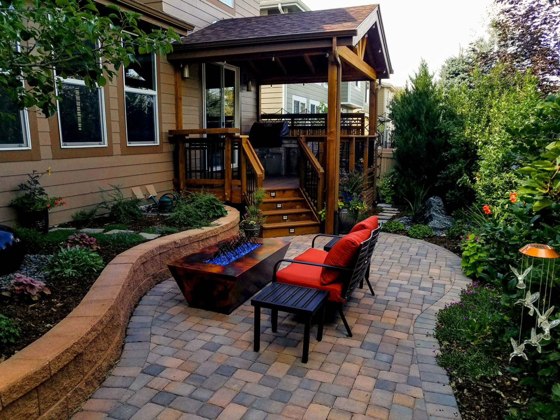 Deck Patio Combinations Decktec